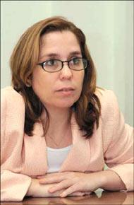 Entrevista con Roza Miriam Elizalde, periodista del portal Cubadebate .
