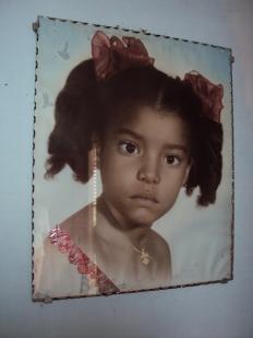 Foto de Yusidey Silié que conserva su abuela en el hogar de Vertientes, Camagüey